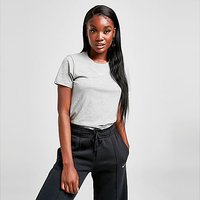 Nike Essential Slim T-Shirt - Dark Grey - Womens