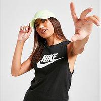 Nike Futura Muscle Tank Top - Black - Womens