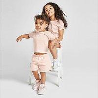 McKenzie Girls' Micro Essential T-Shirt/Shorts Set Infant - Pink - Kids