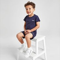 McKenzie Micro Essential T-Shirt/Shorts Set Infant - Navy - Kids