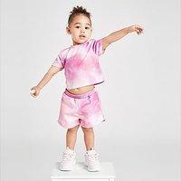 Sonneti Girls' Micro Cortina T-Shirt/Shorts Set Infant - Pink - Kids
