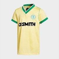 Celtic Retro Celtic FC '88 Away Shirt Junior - Yellow - Kids