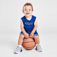 McKenzie Micro Marco Vest/Shorts Set Infant - Blue - Kids