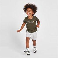 McKenzie Micro Essential Large Logo T-Shirt Infant - Green - Kids