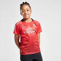 Kukri Ulster European Championship 2020 Shirt Junior - Red - Kids