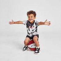 Jordan Jumpman Tie Dye T-Shirt/Shorts Set Infant - Black - Kids