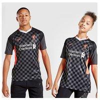 Nike Liverpool FC 2020/21 Third Shirt Junior - Anthracite - Kids