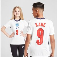 Nike England 2020 Kane #9 Home Shirt Junior - White - Kids