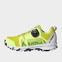 adidas Terrex Boa Hiking Shoes - Acid Yellow