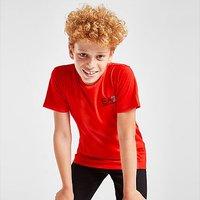 Emporio Armani EA7 Core Logo T-Shirt Junior - Red - Kids