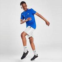 adidas 3-Stripes Sport T-Shirt Junior - Blue - Kids