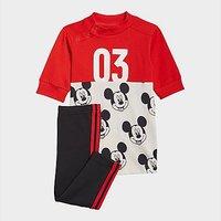 adidas Disney Mickey Mouse Summer Set - Vivid Red