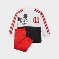 adidas Disney Mickey Mouse Jogger Set - White