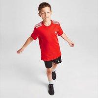 adidas 3-Stripes Sport T-Shirt Junior - Red - Kids