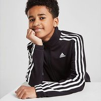 adidas French Terry Tracksuit Junior - Black - Kids