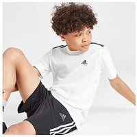 adidas 3-Stripes Sport T-Shirt Junior - White - Kids