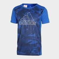 adidas Poly T-Shirt Junior - Blue - Kids