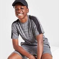 McKenzie Adley Poly T-Shirt Junior - Grey - Kids