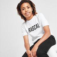 Rascal Gamma T-Shirt Junior - White - Kids
