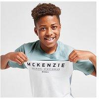 McKenzie Riley T-Shirt Junior - Blue - Kids