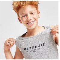 McKenzie Essential Vest Junior - Grey - Kids