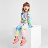 Sonneti Girls' Micro Tie Dye Tracksuit Infant - Blue - Kids