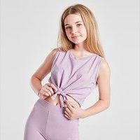 Sonneti Girls' Essential Knot Vest Junior - Purple - Kids