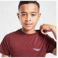 McKenzie Essential T-Shirt Junior - Red - Kids
