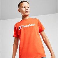 Berghaus Logo T-Shirt Junior - Red - Kids