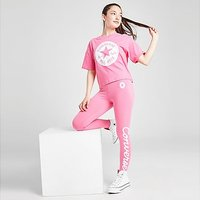 Converse Girls' Signature Leggings Junior - Pink - Kids