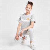 Ellesse Girls' Jena T-Shirt Junior - Grey - Kids