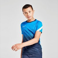 Nike Academy Fade T-Shirt Junior - Blue - Kids