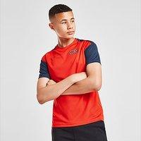 Nike CR7 Short Sleeve Dri-FIT T-Shirt Junior - Chile Red - Kids