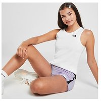 The North Face Girls' Simple Dome Tank Junior - White - Kids