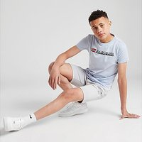 Napapijri Large Logo T-Shirt Junior - Blue - Kids