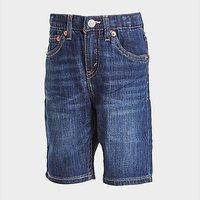 Levis Slim Denim Shorts Children - Blue - Kids