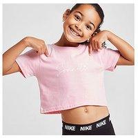 Sonneti Girls' Mini Essential Crop T-Shirt Children - Pink - Kids