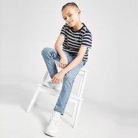 Lacoste Stripe T-Shirt Children - Blue - Kids