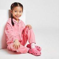 Nike Girls' Washed Full Zip Hoodie Children - Pink - Kids