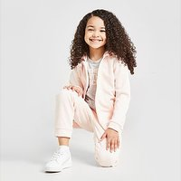 The North Face Girls' Surgent Full Zip Tracksuit Children - Pink - Kids
