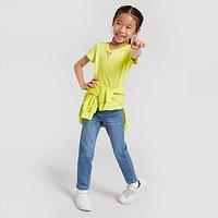 Tommy Hilfiger Girls' Essential T-Shirt Children - Green - Kids