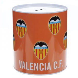 Valencia CF Money Tin