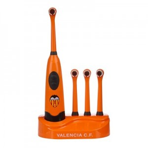Valencia CF Electric Toothbrush Set
