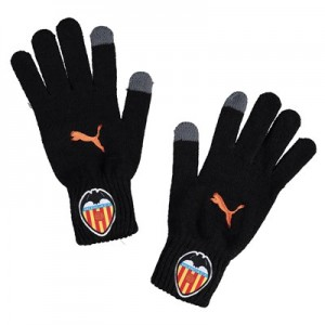 Valencia CF Knitted Gloves - Black