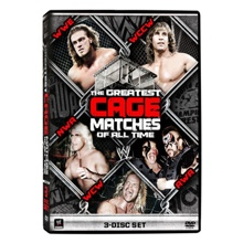 The Greatest Cage Matches of All time DVD