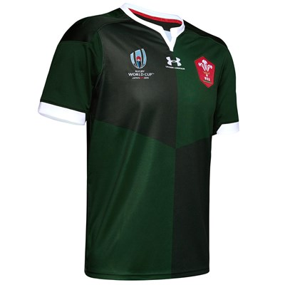 Welsh Rugby Replica Alternative Rugby World Cup 2019 Jersey