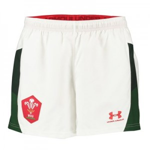 Welsh Rugby Replica Alternative Short