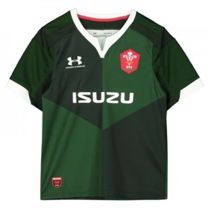 Welsh Rugby Replica Alternative Jersey - Youth