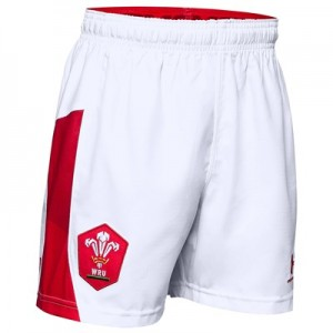 Welsh Rugby Replica Home Short - Youth
