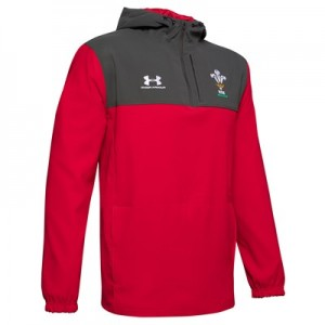 Welsh Rugby Supporters Jacket - Red